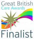 Winner of the Great North East Care Awards